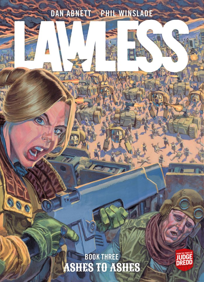 Lawless Vol. 3: Ashes to Ashes