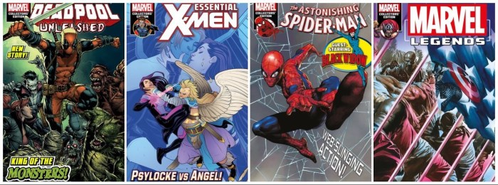 Panini Comics UK Marvel Collector Editions 2020