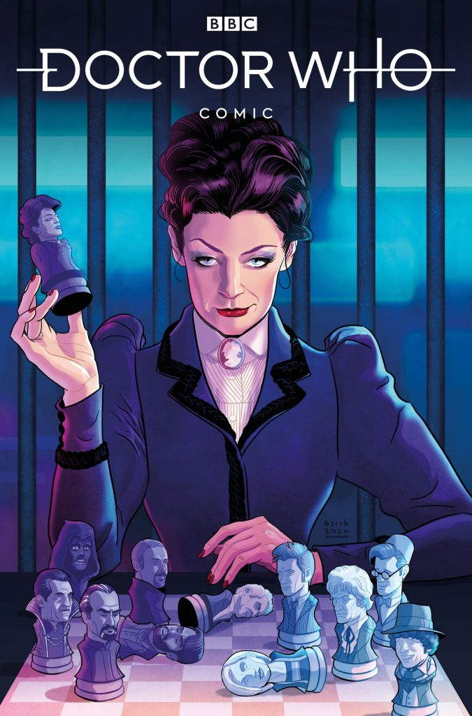 Doctor Who: Missy #1 Cover A: David Busian