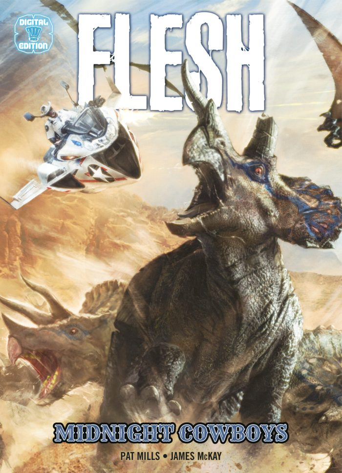 Flesh: Midnight Cowboys