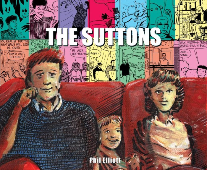 The Suttons by Phil Elliott