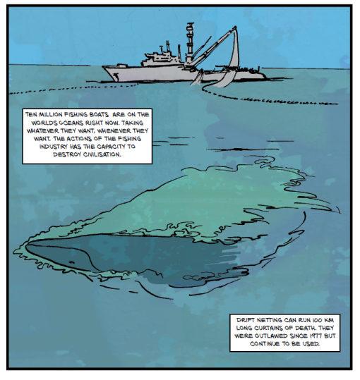 Sean Azzopardi - The Sea Shepherd - Sample ART