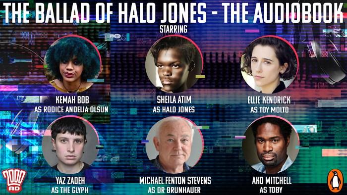 2000AD Audio Drama - Halo Jones