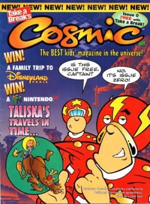 Captain Cosmic Issue 0
