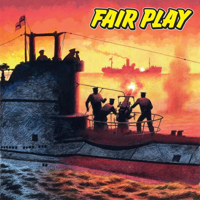 Commando 5407: Home of Heroes - Fair Play Full Cover