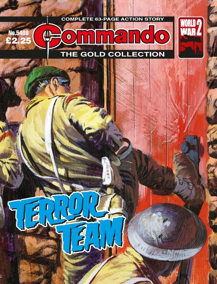 Commando 5408: Gold Collection - Terror Team