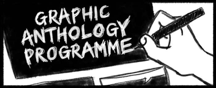 SelfMadeHero - Graphic Anthology Programme