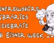 Will Eisner Week 2021 - Renfrewshire Libraries