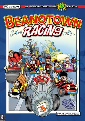 Beanotown Racing PC Game - 2003