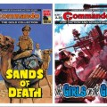 Commando Issues 5415 - 5418 - International Women's Day Specials 2021