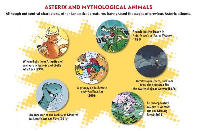 Asterix and the Griffin
