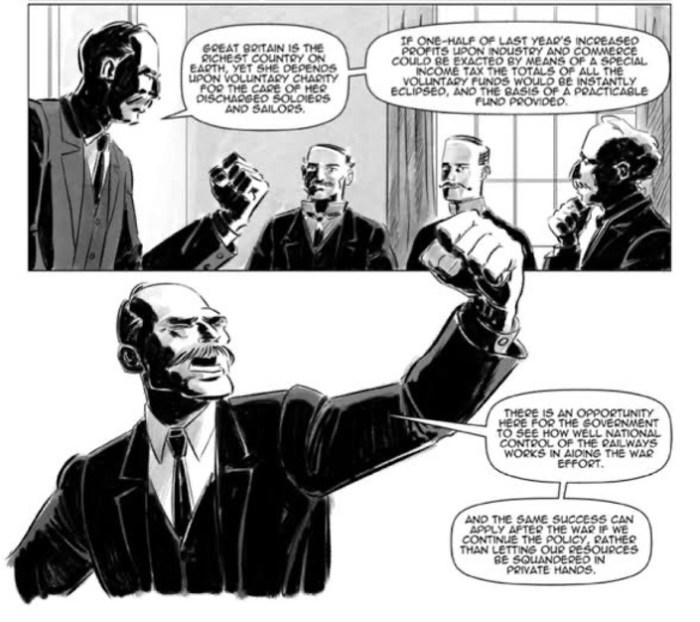 Radical Reading: Political Comic Books