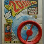 2000AD Prog One, complete with Space Spinner