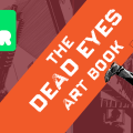 John McCrea's The Dead Eyes Art Book