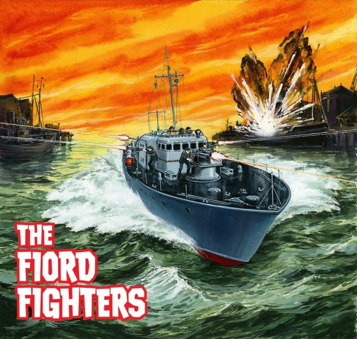 Commando 5434 Silver Collection: The Fiord Fighters Full