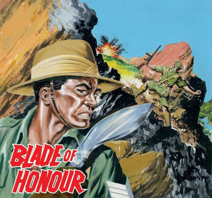 Commando 5432 Gold Collection: Blade of Honour Full
