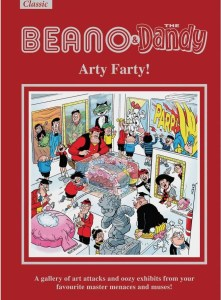 Beano and Dandy Gift Book 2022 - Arty Farty!