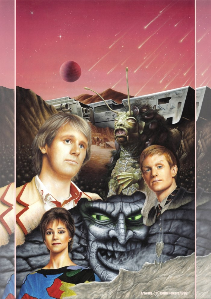 Doctor Who - Frontios and The Awakening by Colin Howard
