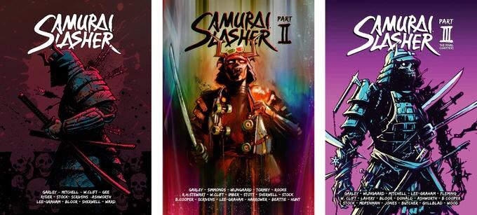The Samurai Slasher Collected