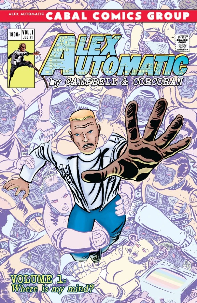 Alex Automatic Volume One by Fraser Campbell
