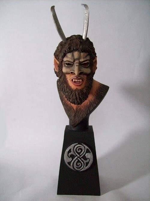 "Doctor Who sculpts by Neil ""Blackbird"" Sims - Azal"