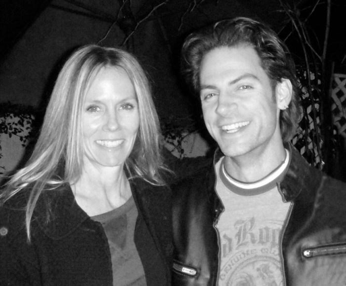 Blowback Writer/Creators James Hereth and Rhonda Smiley