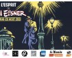 The Spirit of Will Eisner exhibition now open at Musée Thomas Henry, Cherbourg (2021) - Poster