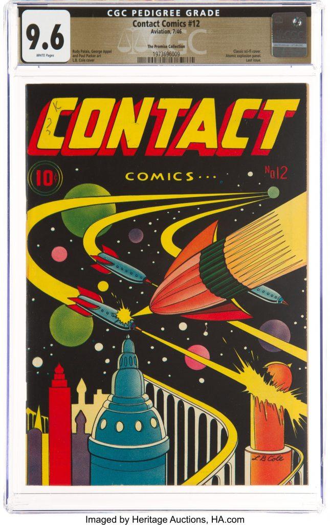 Contact Comics No. 12