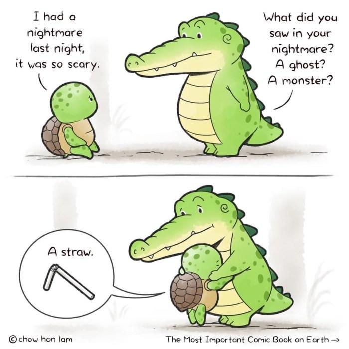 Rewriting Extinction by Buddy Gator