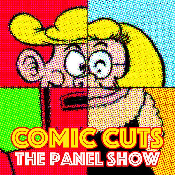 Kev F. Sutherland's Comic Cuts Podcast - Promo