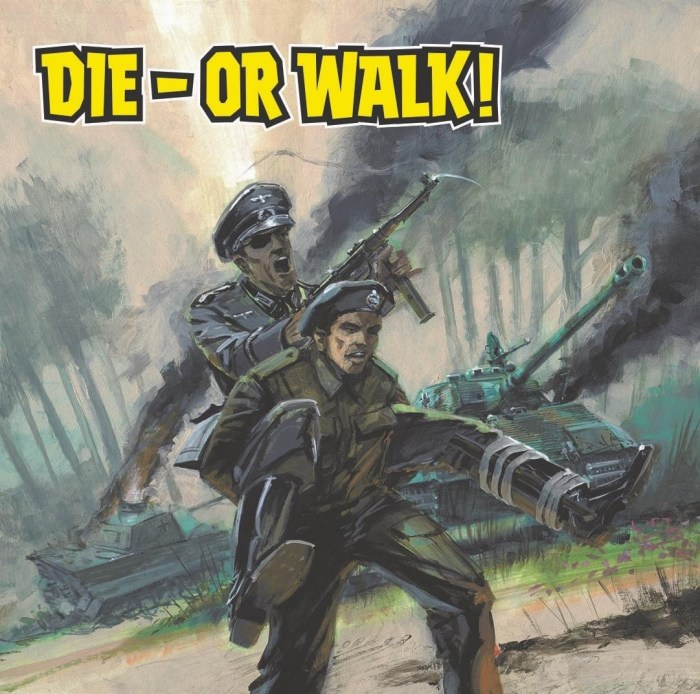 Commando 5448 - Gold Collection: Die — or Walk! Full