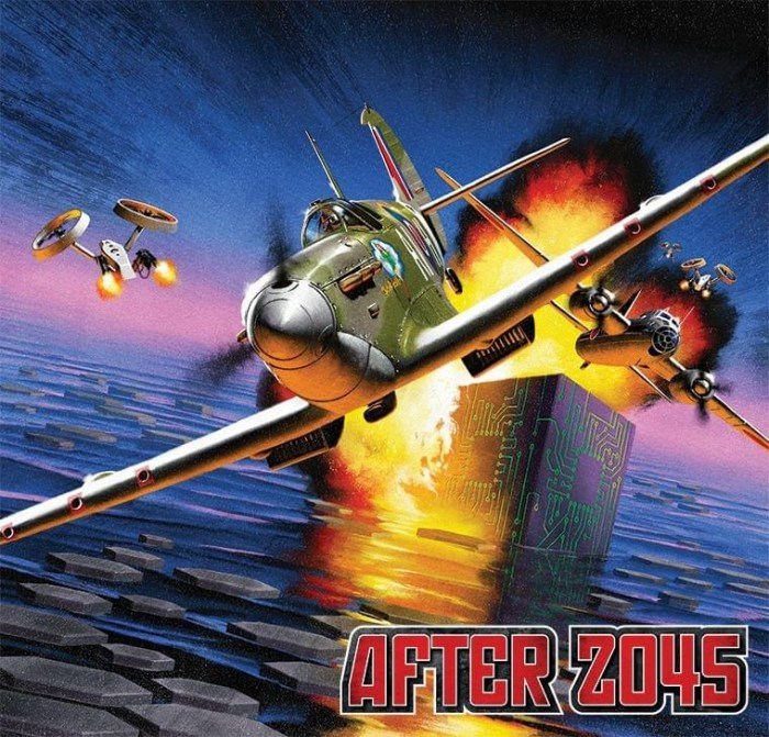 Commando 5449 - Action and Adventure: After 2045 Full
