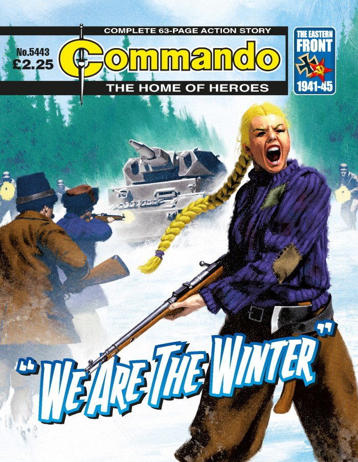 Commando 5443 - Home of Heroes: We Are the Winter