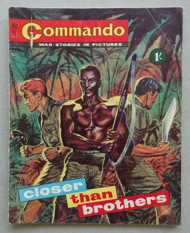 Commando No. 11