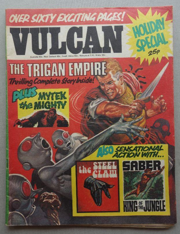 Vulcan Holiday Special 1976