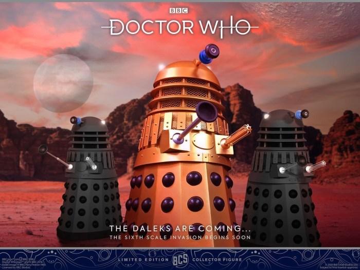 Big Chief Studios Sixth Scale Dalek
