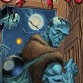 Time Bomb Comics - Bomb Scares #3 - cover by Phil Winslade SNIP