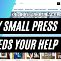 Buy Small Press Needs Your Help - 2021 Appeal