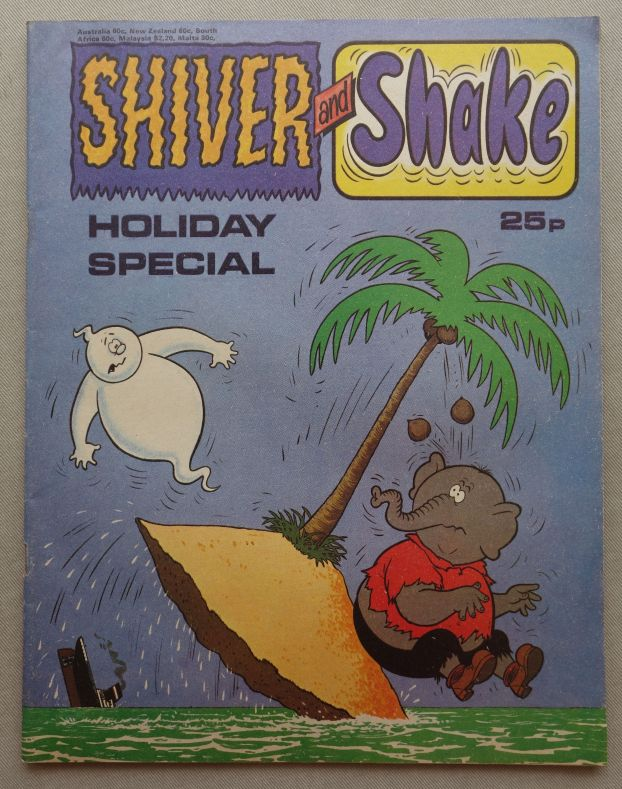 Shiver and Shake Holiday Special 1976
