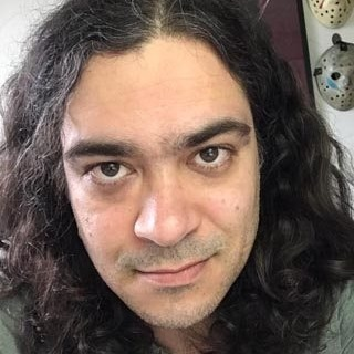 Artist Robson Rocha (RIP, 2021)