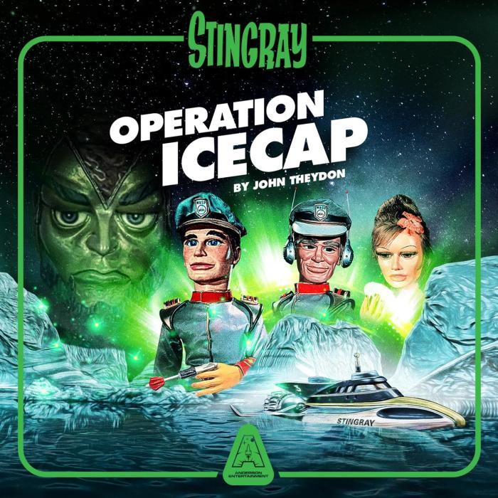 Stingray - Operation Icecap Audio