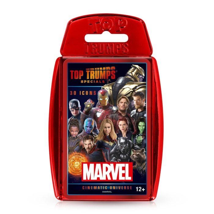 Tops Trumps - Marvel Cinematic Universe
