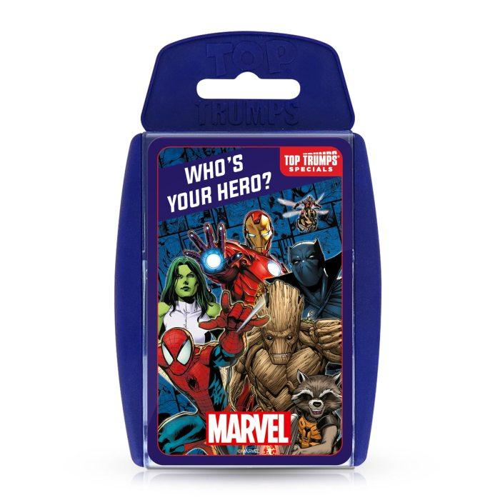 Marvel Universe Top Trumps