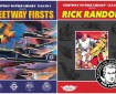 Fleetway Picture Library Classics - Fleetway Firsts and Rick Random Covers