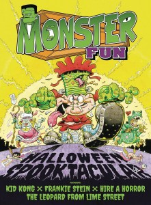 Monster Fun Halloween Spooktacular - Cover