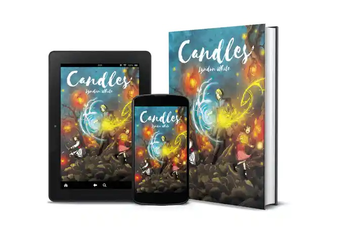 Candles, by Lyndon White, to be published by Cast Iron Books