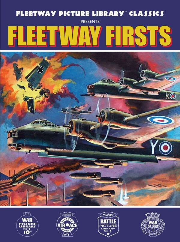 Fleetway Picture Library Classics - Fleetway Firsts Cover
