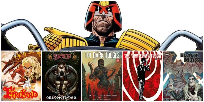 2000AD Incoming 18th August 2021