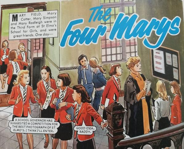 Bunty - The Four Marys