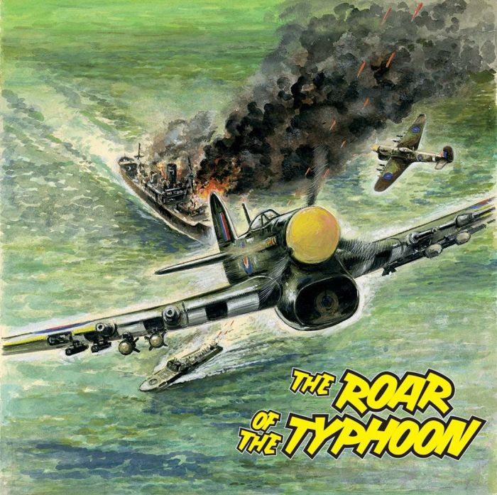 Commando 5462: Silver Collection - The Roar of the Typhoon Full